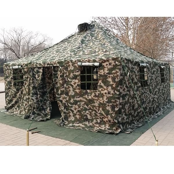 Camouflage Military Tent
