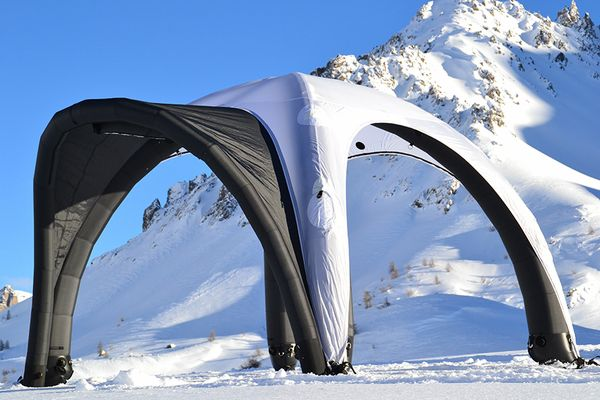 Inflatable Giant Exhibition Event Canopy Winter Tent