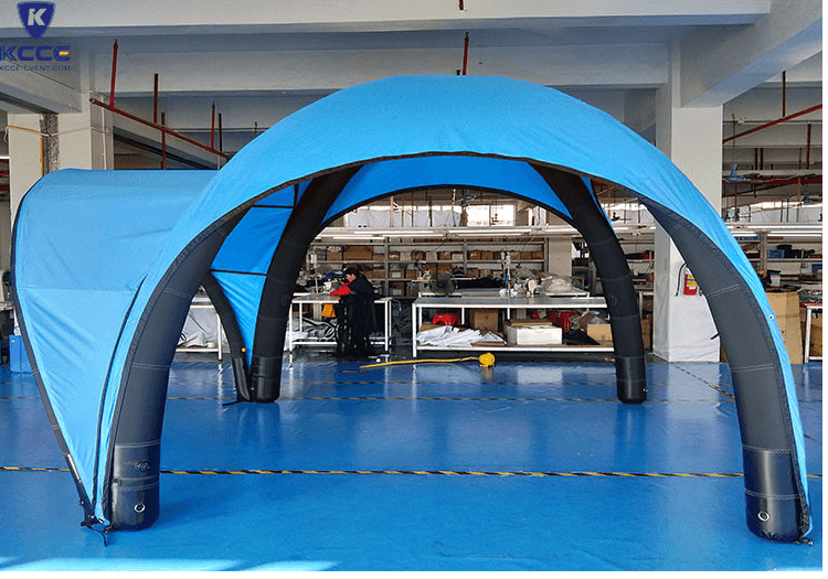 Full size Inflatable Exhibition Party Event Canopy trade show tent For outdoor