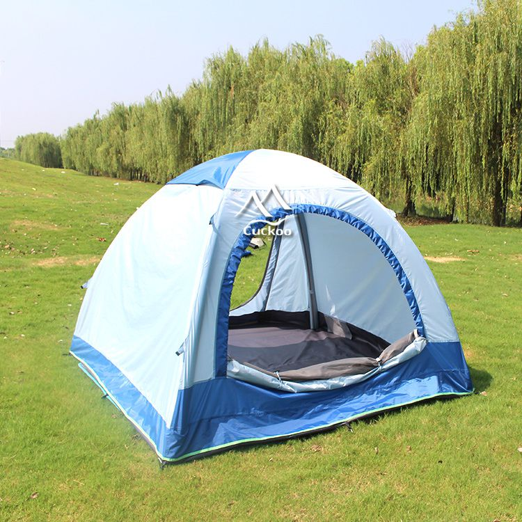 2-3 Person Outdoor Inflatable Camping Tent